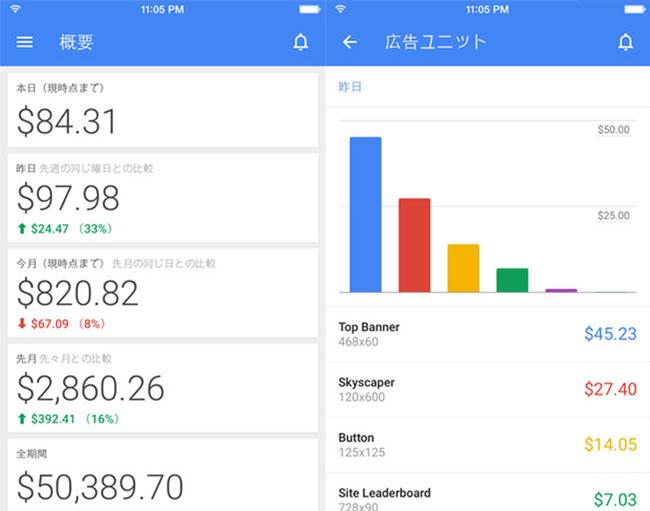 Google-AdSense-App